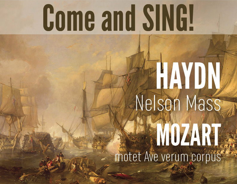 Come and Sing Haydn Nelson Mass