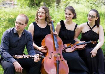 Ensemble Mirage (clarinet, violin, cello and piano)