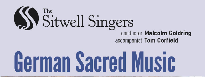German Sacred Music (Bach, Telemann and Mendelssohn)