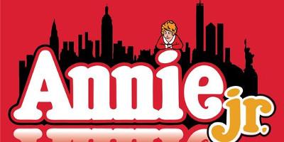 """""""Annie Jr"""""""
