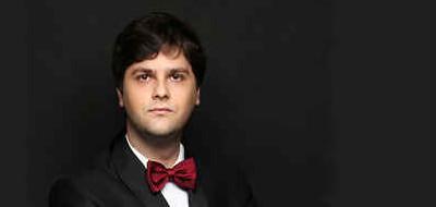Bemrose Bursary Recital – Maxim Kinasov (piano)