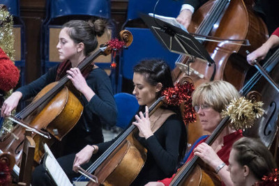 Verdi, Copland, Brahms