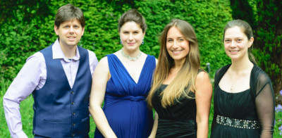 Enceladus Ensemble (Piano Quartet)