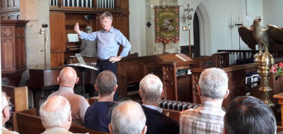 Come and Sing Brahms Requiem - in English