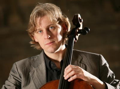 Richard Jenkinson (cello) – Bach Suites II (Nos. 2, 4, 6)