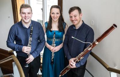 Trio Volant (oboe, clainet, bassoon)