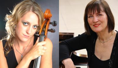 Katherine Jenkinson (cello) & Beate Toyka (piano)