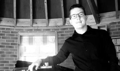 Friday Lunchtime Concert - Chris Ebbern (Baritone)
