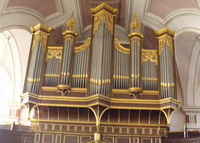 Friday Lunchtime Concert - Christopher Ouvry-Johns (Organ)