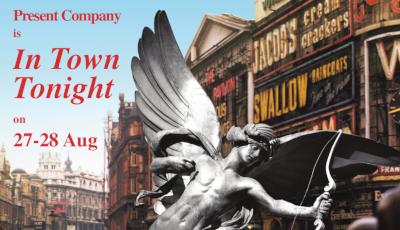 In Town Tonight & A 'Sentinental' Affair