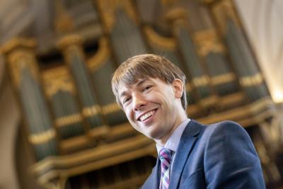 Summer Organ Recital - Alexander Binns