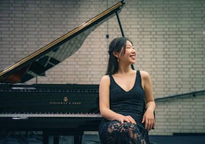 Bemrose Bursary Recital - Nurry Lee (piano)