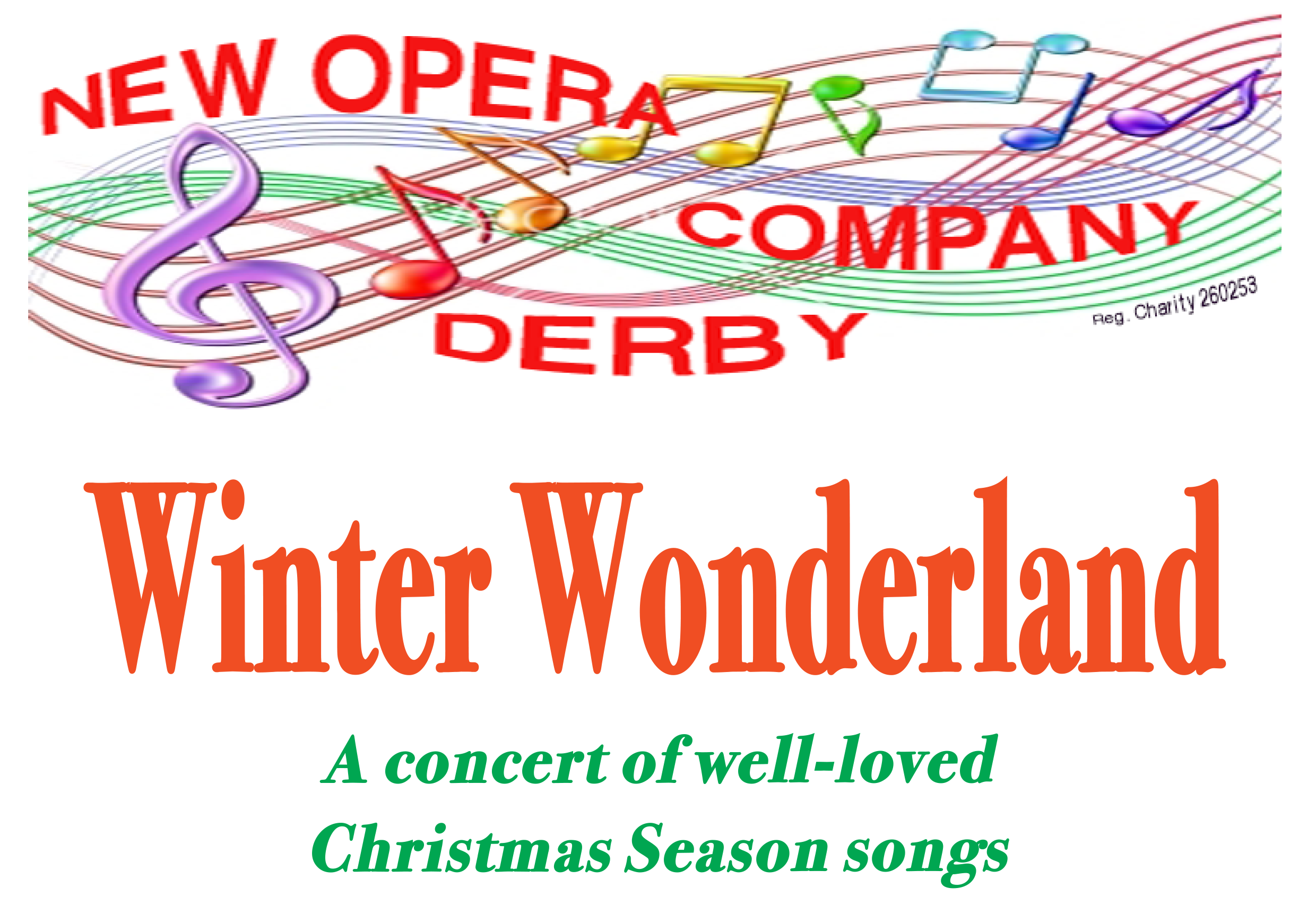 "Christmas Concert ""Winter Wonderland"" - A Magical Musical Miscellany"